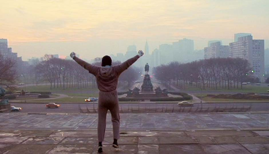 Rocky: The King of the Montage