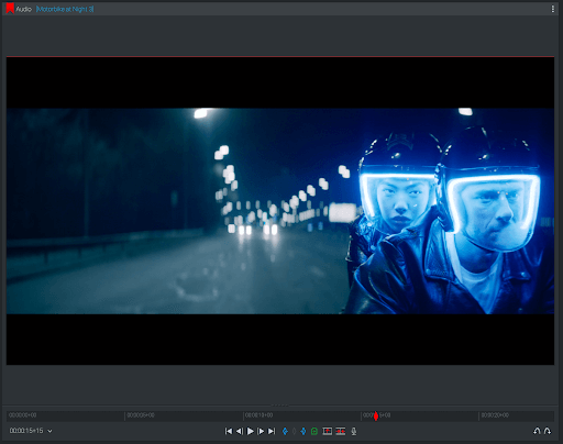 Editing in Lightworks