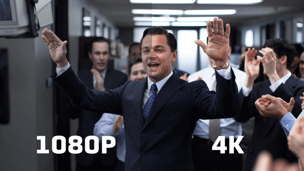 1080p or 4k